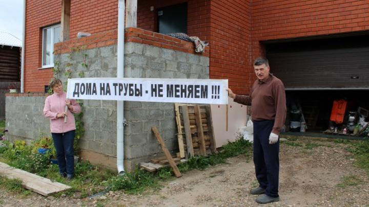 «Путин сказал — людей не трогать. А всё равно трогают»: история про нефтепровод, которого не должно быть