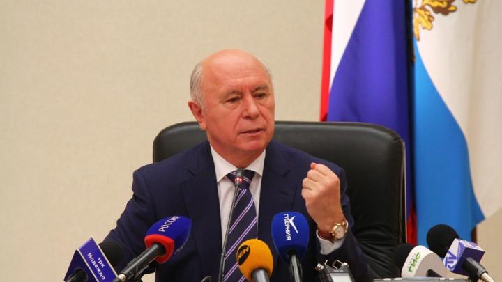 «Газпром» отрицает сговор с губернатором Самарской области