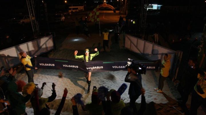 Волгоградский ультрамарафон вокруг Эльтона назвали лучшим в России