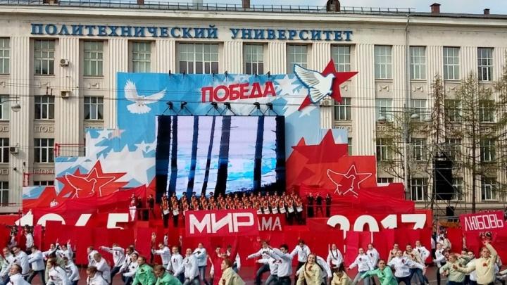 В Перми начали подготовку к параду в День Победы. Как стать волонтером