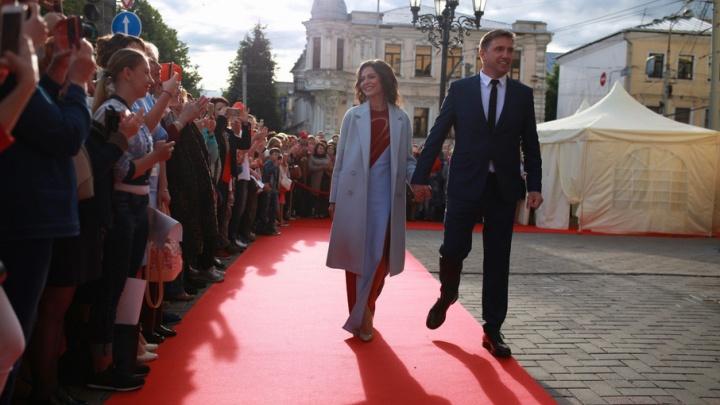 Добронравов, Вдовиченков и Лядова: звезды российского кино приехали в Ярославль