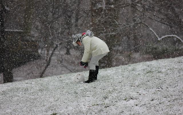 Воскресенье в Поморье: ветреное, снежное, облачное