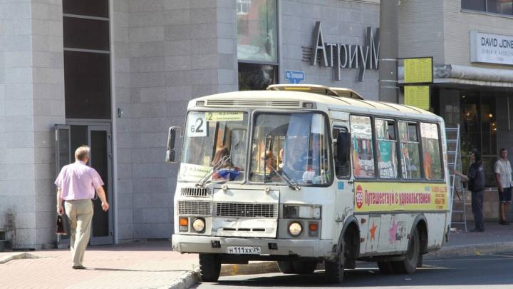 В День Победы в Архангельске пустят дополнительные вечерние рейсы автобусов