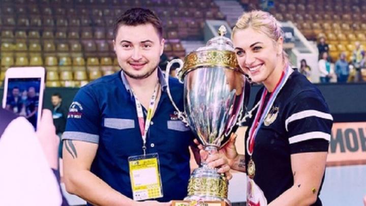 Гандболистка «Ростов-Дона» Анна Сень ушла в декретный отпуск
