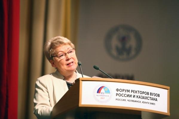 Ольга Васильева заявила, что вузы должны стать инновационно-технологическими центрами в регионах