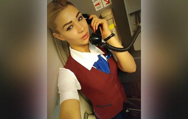 Тюменка вошла в топ самых красивых стюардесс мира