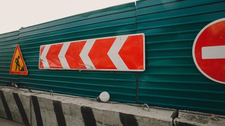 В Тюмени построят восемь улиц и новые проезды рядом с торговым центром «Окей»