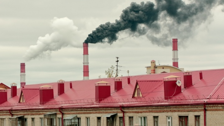 «Фортум» объяснил, почему из ТЭЦ-1 валил черный дым