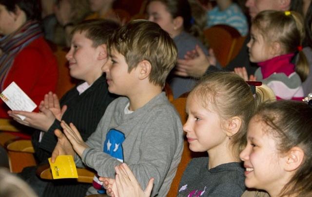 В Самаре пройдет ХХII международный фестиваль «Кино – детям»