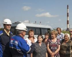 На ЯНОСе состоялась встреча с активом комитетов самоуправления Нефтестроя