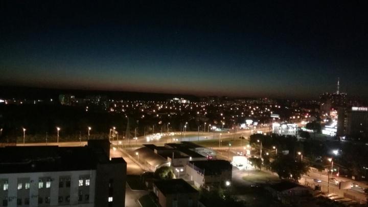 В Самарской области устраняют последствия шторма: в городе восстановили линию электропередачи
