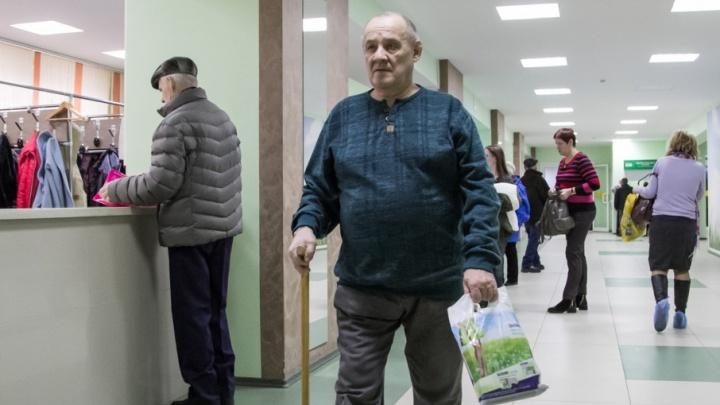 Архангельский психоневрологический диспансер предлагает пожилым людям проверить память