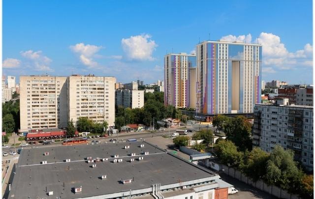 В центре Перми вместо бараков появится новый жилой комплекс «Феникс»