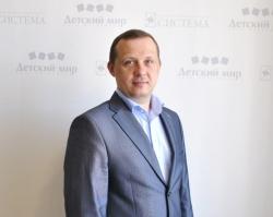 Александр Ольховиков, замдиректора по региональному управлению сети «Детский мир»: «Подорожания школьных товаров у нас нет»