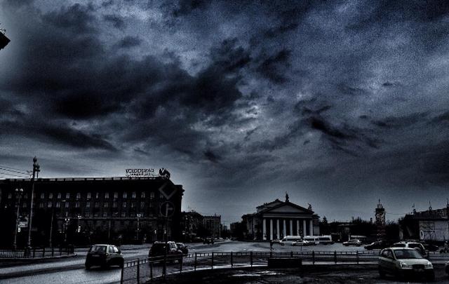 Волгоград – это Готэм, населенный призраками: город в инстаграмах жителей