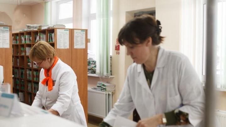 На учете в Тюменской области состоят 33 502 психических больных