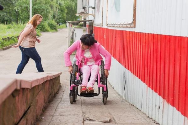 Ярославцам расскажут, где в городе найти удобные места для проезда на особом транспорте