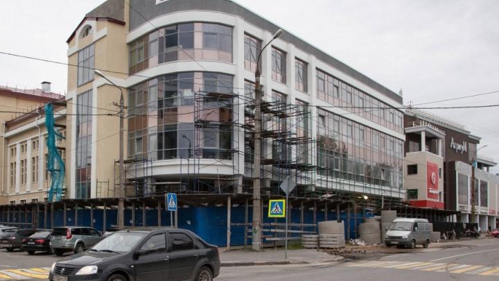 Реконструкцию театра кукол в Архангельске завершат в начале 2018 года