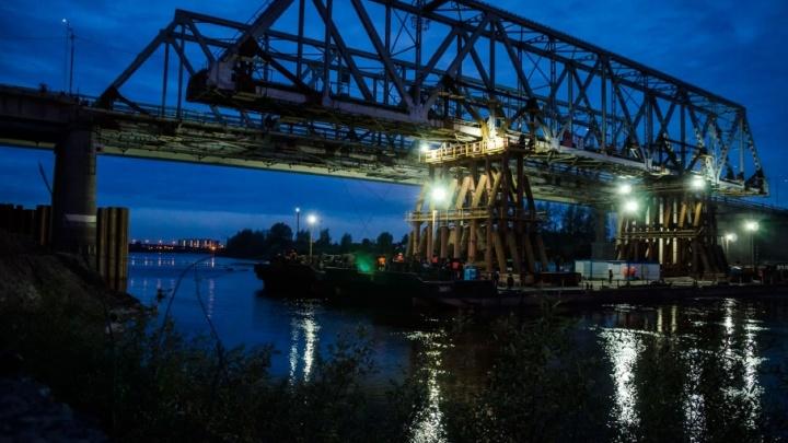 Придумываем народное название для нового моста на Мельникайте: был совмещенный, а стал...