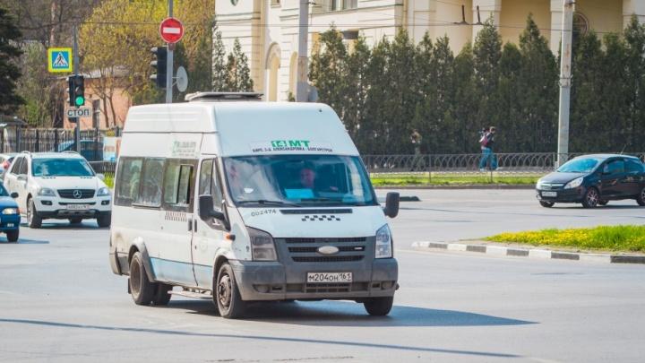 Ростовчанин просит власти оставить маршрутку № 58