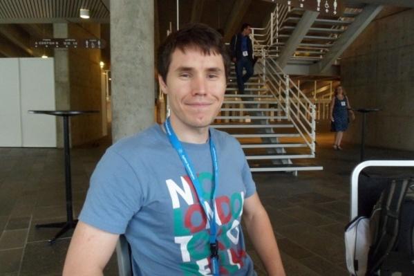 Евгений Александров является главным научным сотрудником вуза