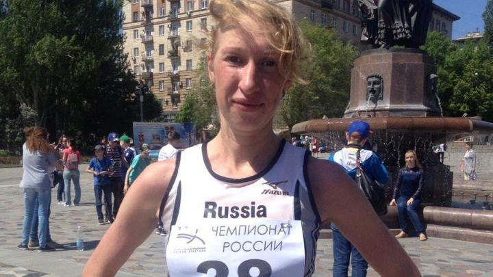 Чемпионкой России по марафонскому бегу стала южноуральская спортсменка