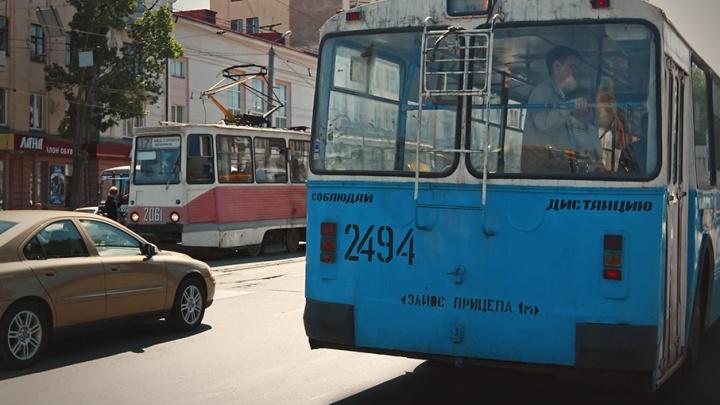 Движение троллейбусов на ЧМЗ восстановили на день раньше запланированного