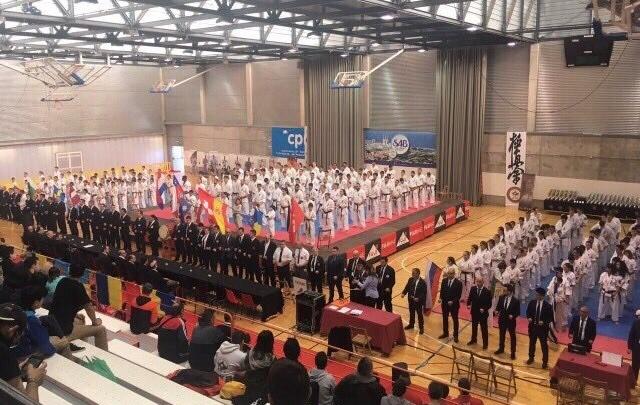 Поморский каратист завоевал бронзовую медаль на Кубке Европы в Барселоне
