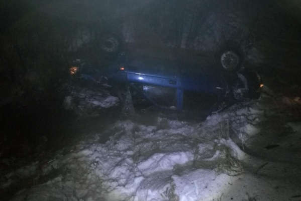 За минувшие сутки в ДТП пострадали пять человек