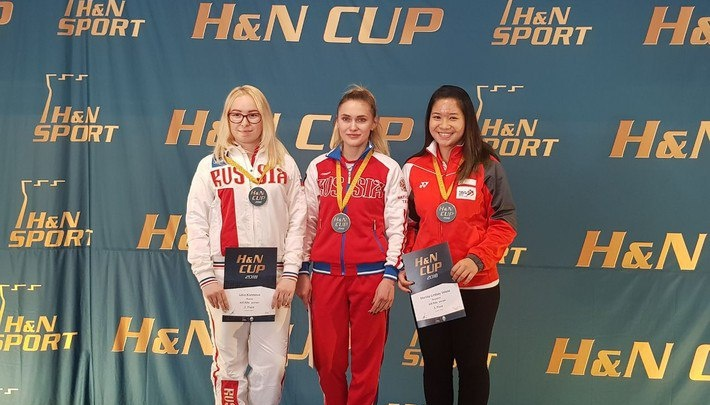 Архангельская спортсменка выиграла международные соревнования по пулевой стрельбе