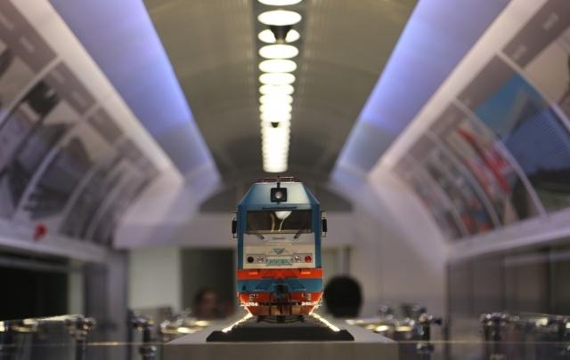 В Волгоградской области поезд-музей посетили восемь тысяч человек