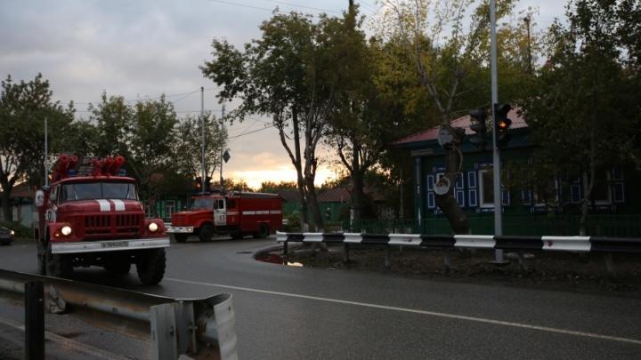 «Не смогла пройти мимо»: тюменская школьница спасла мужчину из горящей квартиры