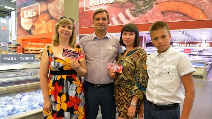 Конкурс «Мяса много не бывает» завершился приятными покупками в ТЦ «Зельгрос-Волгоград»