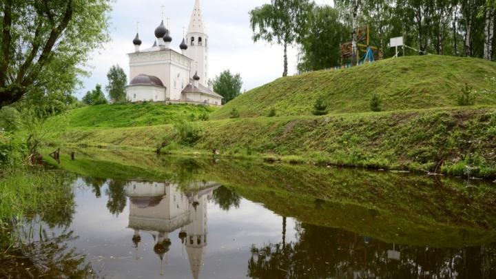 Любовь Казарновская: «Только в Вятском ощущаешь градус правильного течения жизни»