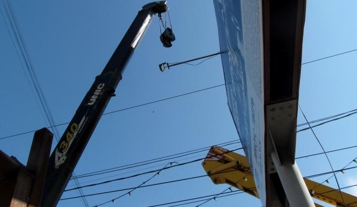 В Самаре ушлые предприниматели устанавливали незаконные билборды повторно