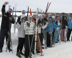 Ярославские энергетики встали на лыжи