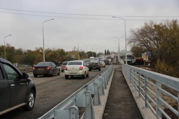 Ремонт Южного моста длился 6 месяцев