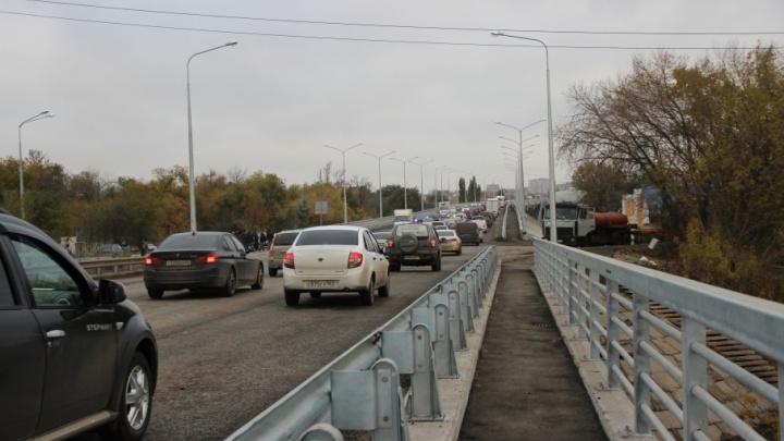 Южный мост полностью открыли для движения транспорта