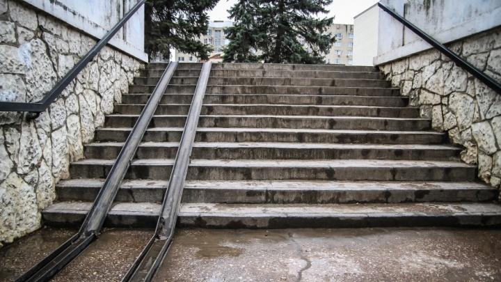 Ростов не для инвалидов