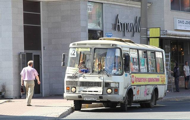 В автобусы Архангельска пришли валидаторы