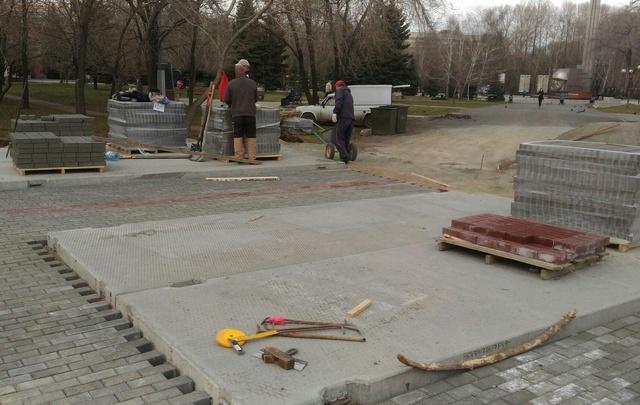 В челябинском Саду Победы установят зенитное орудие