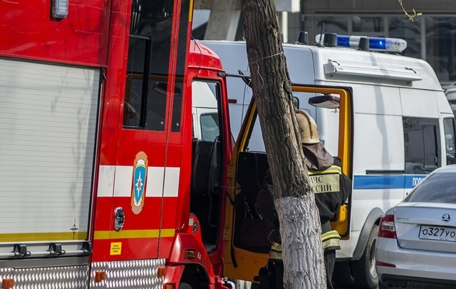 «Газпром»:  газовое оборудование в пострадавшем таганрогском доме не повреждено