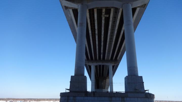 Власти Прикамья отказались от строительства совмещенного моста через Каму