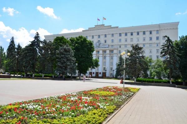 Контракт будет заключать правительство Ростовской области