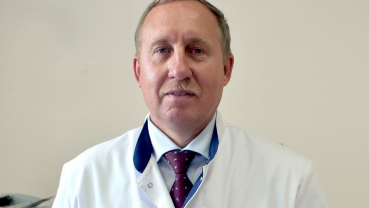 Ярославскую областную больницу возглавил врач неотложки