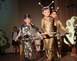 «Зеленая планета» – 2016 вдохновила детсадовцев на творчество