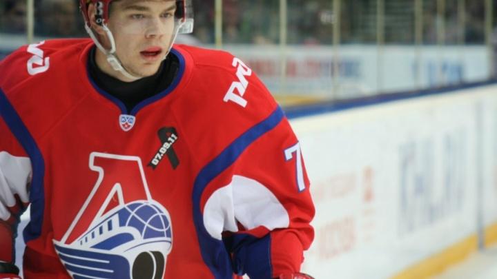 Хоккеист «Локомотива» попрощался с болельщиками в Instagram
