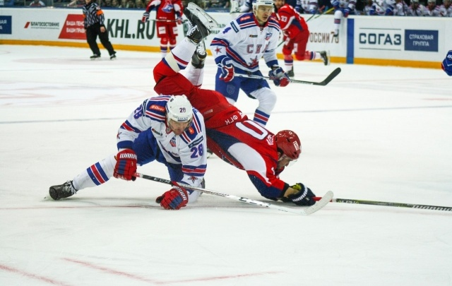 Сезон завершен: «Локомотив» уступил СКА в четвертый раз подряд