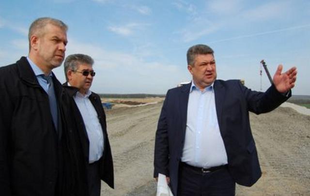 Строительство развязки между М-4 «Дон» и аэропортом Платов завершится в июне