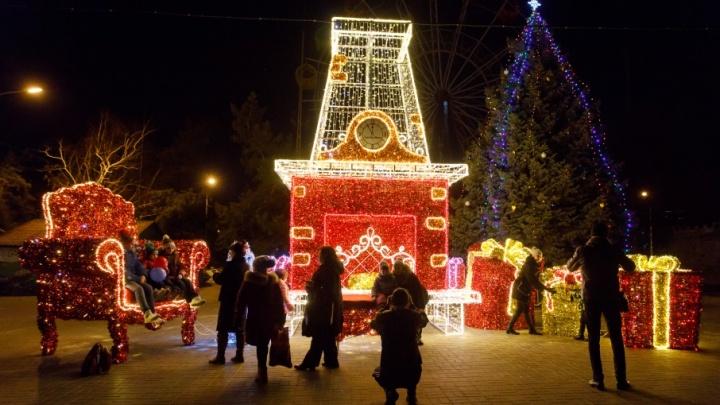 В Комсомольском парке Волгограда выстрелит музыкальный фейерверк
